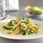Barilla Protein+™ with Broccoli Rabe and Sweet Peas
